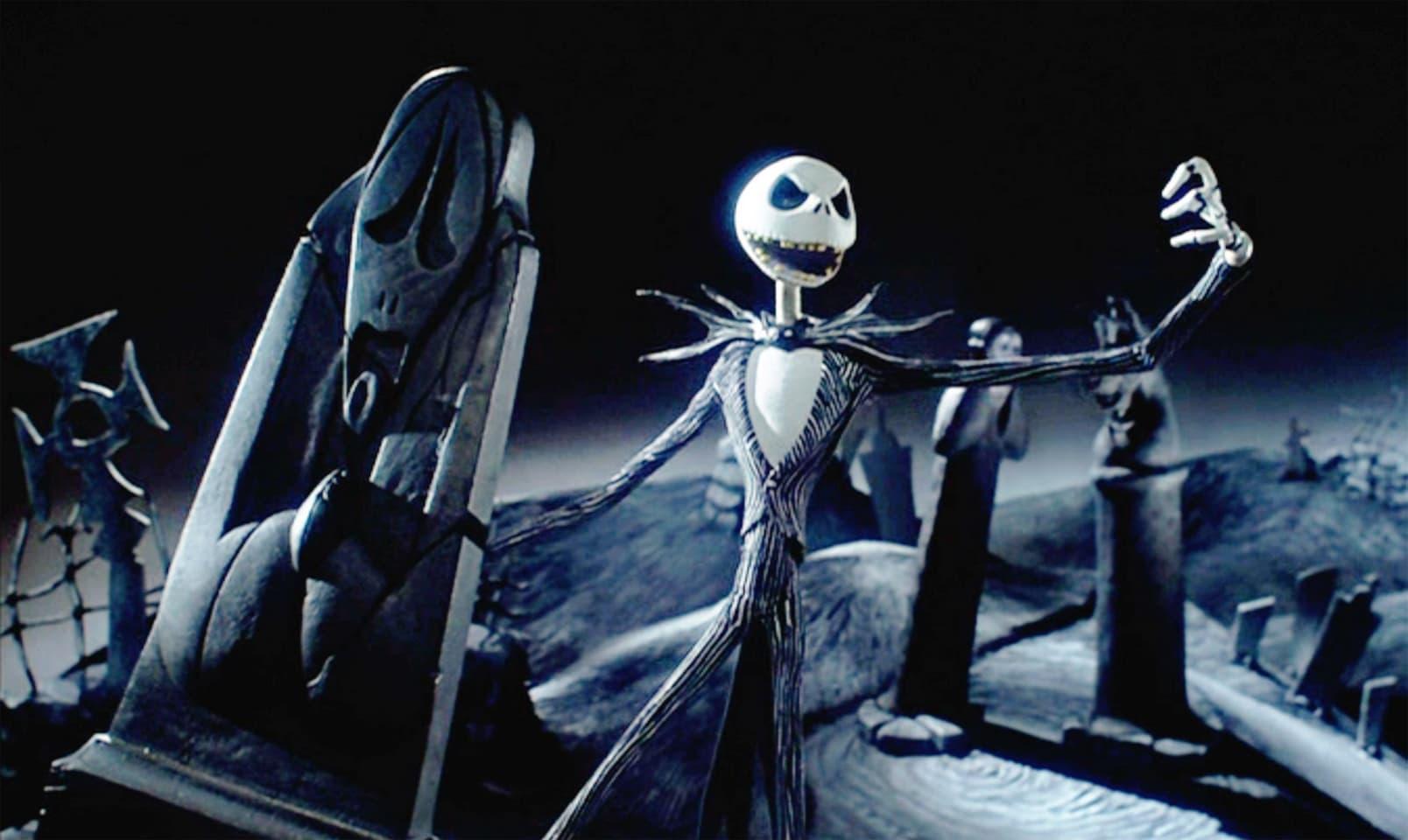 Tim Burton\'s The Nightmare Before Christmas - Movie Tickets