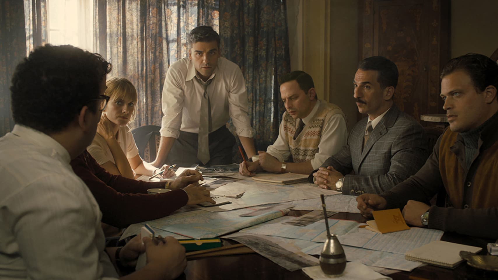 Operation Finale - Movie Times, Tickets & Theatres