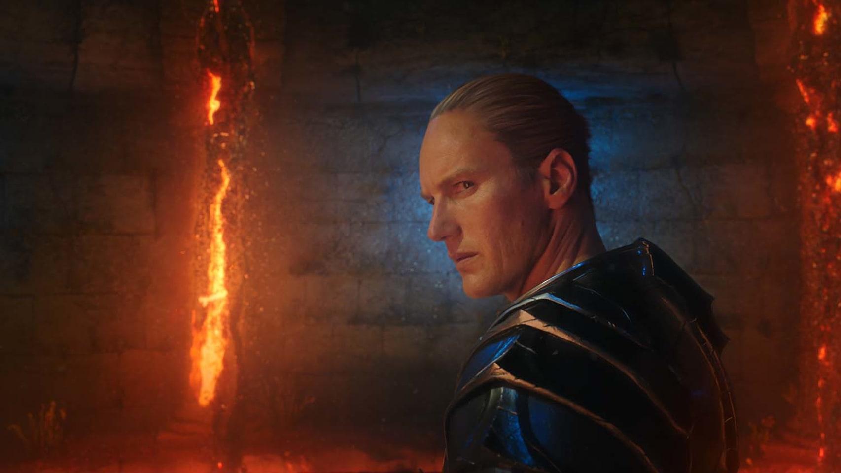 Patrick Wilson as King Orm