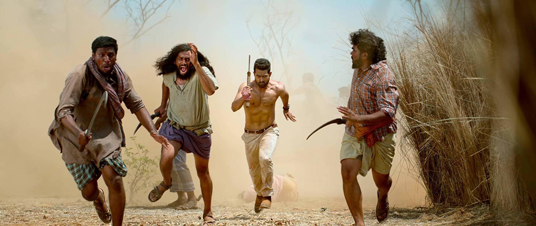 Aravindha Sametha (Aravinda Sametha Veera Raghava) | Showtimes, Tickets &  Reviews - Atom Tickets