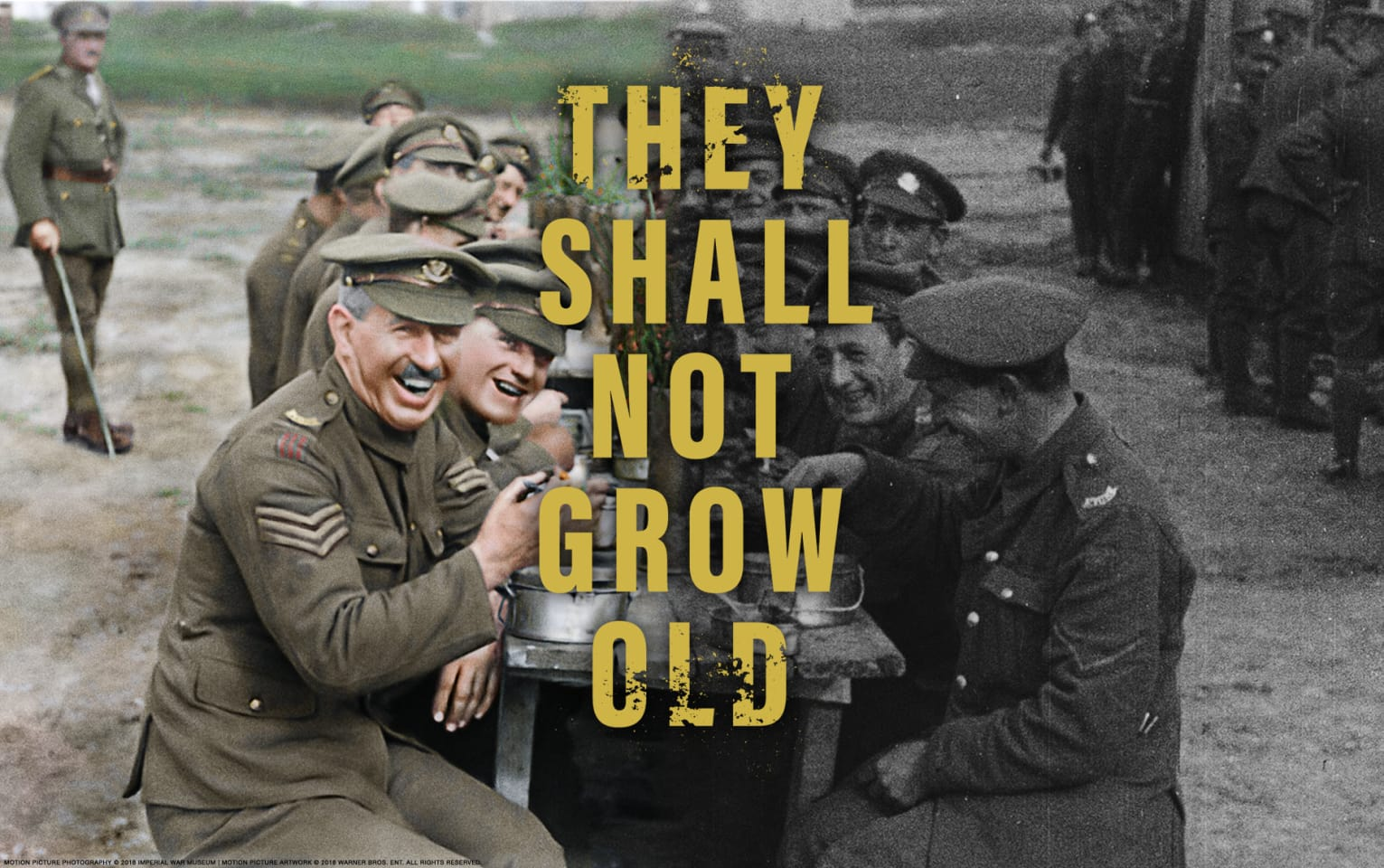 They Shall Not Grow Old   Showtimes, Tickets & Reviews