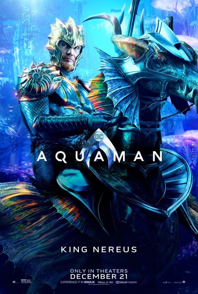Aquaman Showtimes Tickets Reviews Atom Tickets