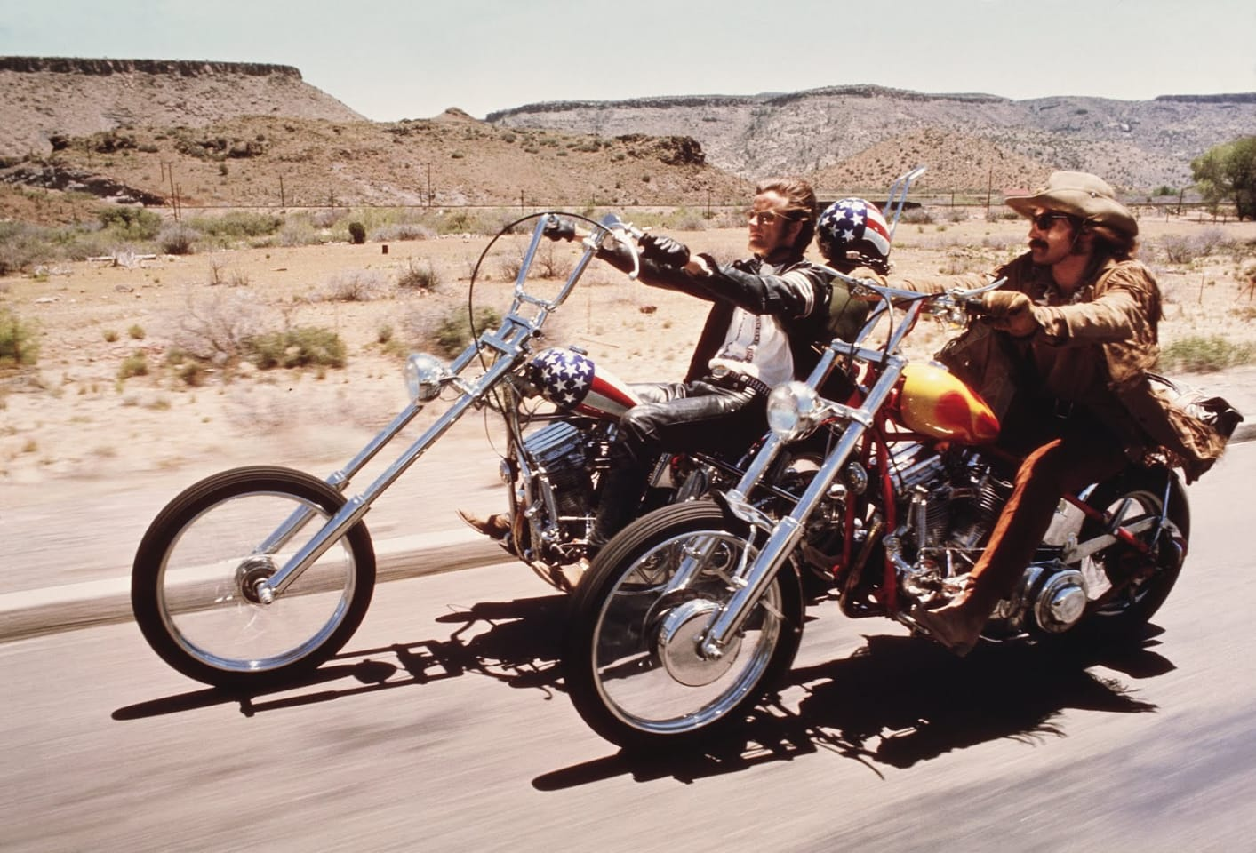 Easy Rider 50th Anniversary | Showtimes, Tickets & Reviews