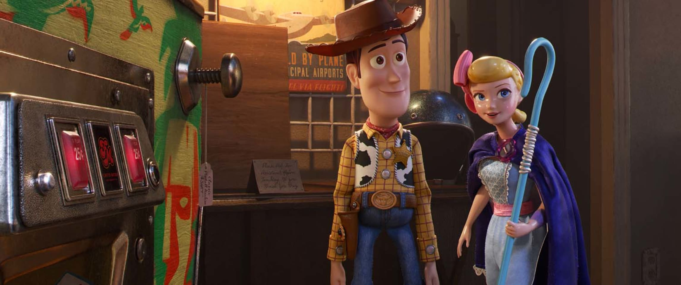 Toy Story 4 | Showtimes, Tickets & Reviews - Atom Tickets