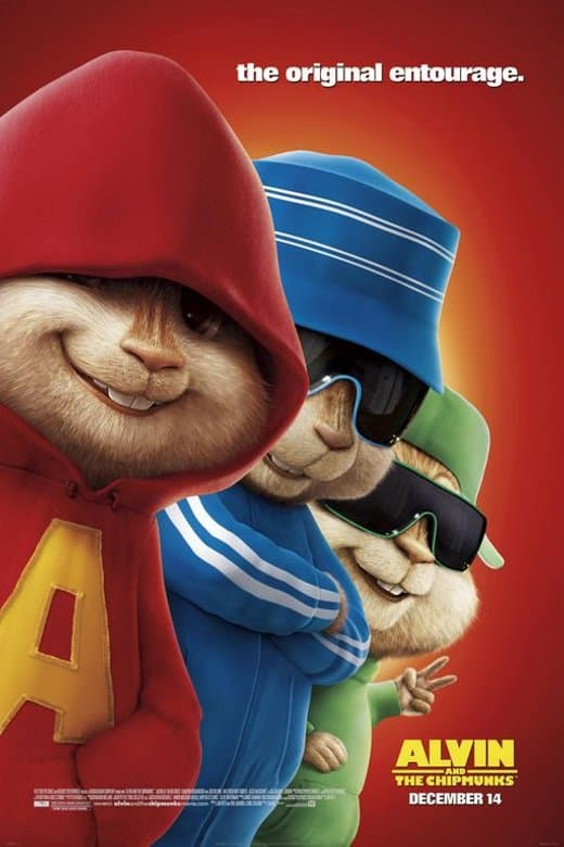 Alvin and the Chipmunks Poster 0