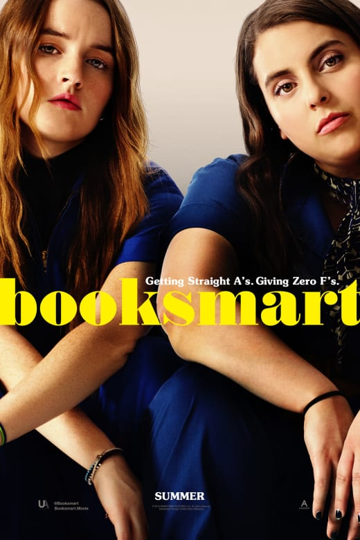 book smart movie poster