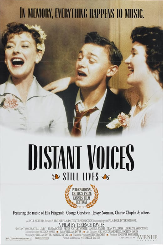 Distant Voices, Still Lives Tickets, Showtimes & Reviews