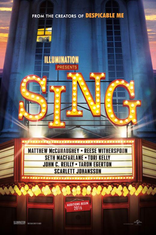 Sing Poster 0
