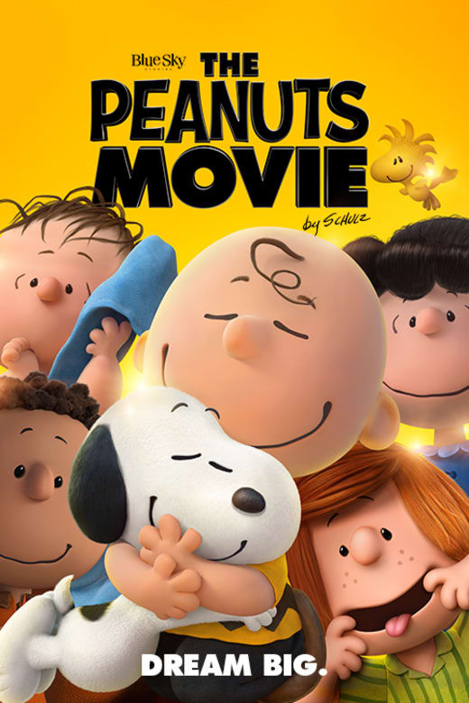 The Peanuts Movie Poster 0