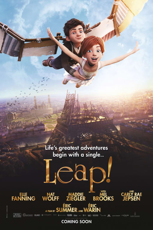 Leap! Poster 0