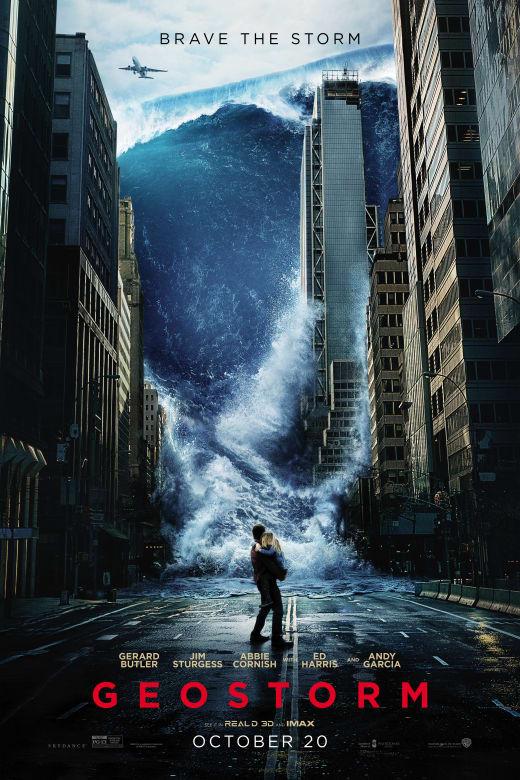 Geostorm Poster 0