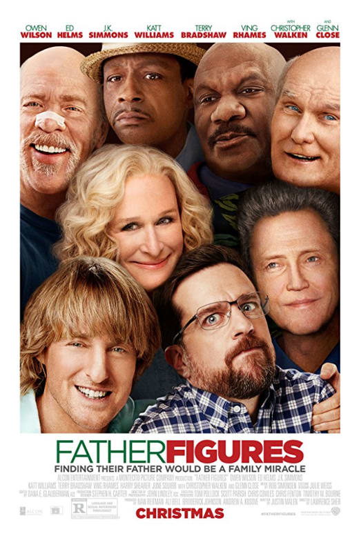 Father Figures Poster 0