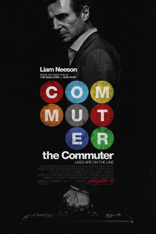 The Commuter Poster 0