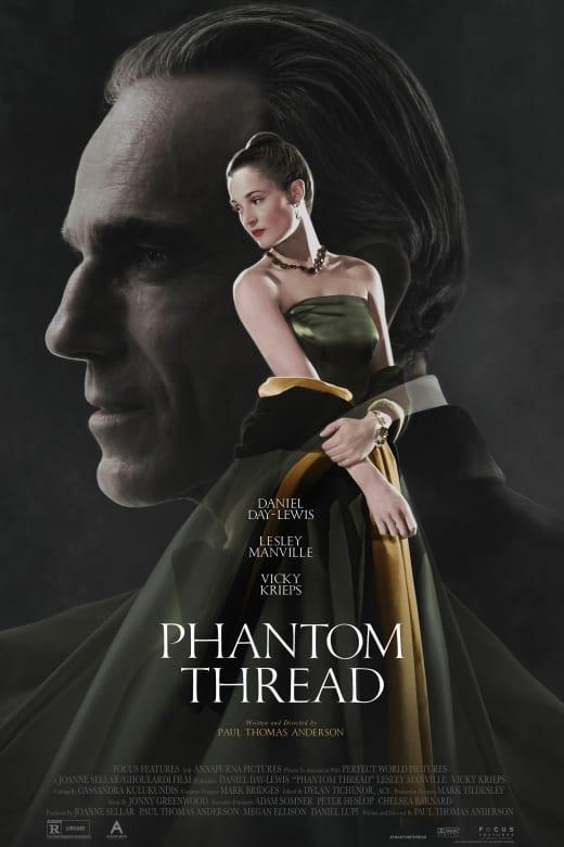 Phantom thread movie trailer info images more ccuart Images