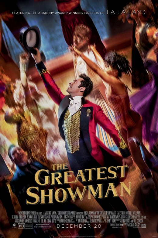 The Greatest Showman Poster 0