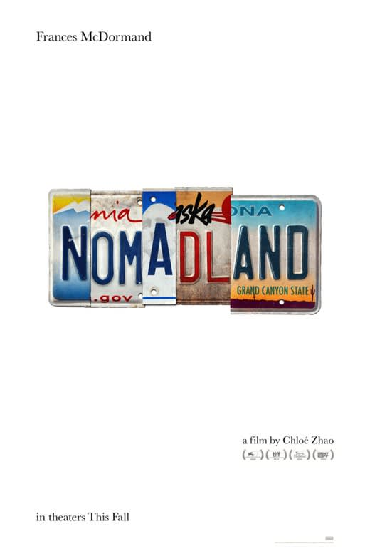 Nomadland Showtimes Tickets Reviews Atom Tickets